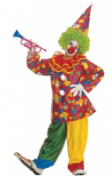 Funny Clown Costume (3158)